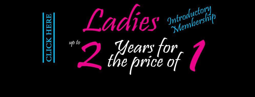 Ladies Intro Membership SLIDER