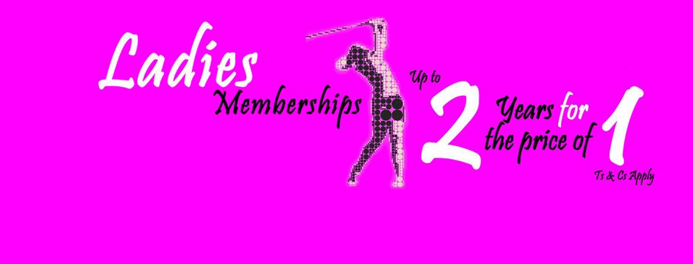 Ladies Intro Membership SLIDER