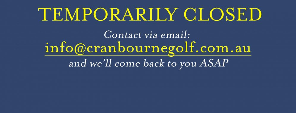 Club closed slider
